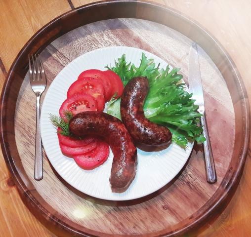Sašlõkivorst grillvorst